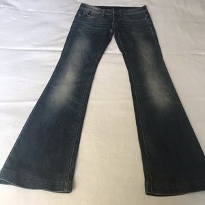 GUCCI WASHED JEAN